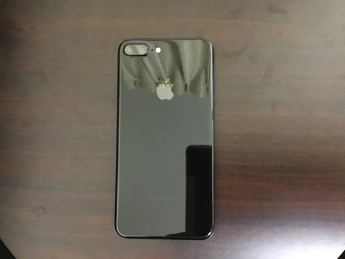 iPhone7plus JetBlack