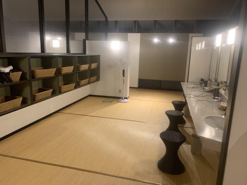 広くて清潔な大浴場