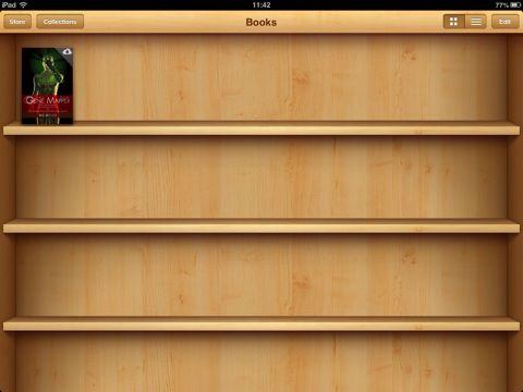 iPadで表示するとこんな感じ