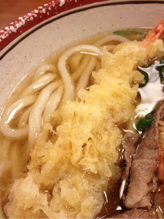 天ぷらが揚げたてでサッくさく