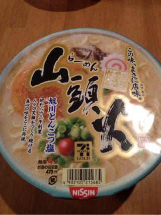 山頭火カップ麺