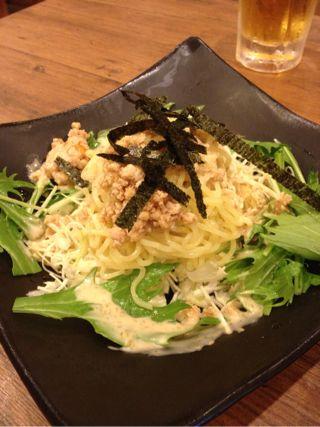 北海道風ラーメンサラダ