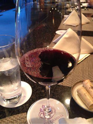2本目のワイン投入