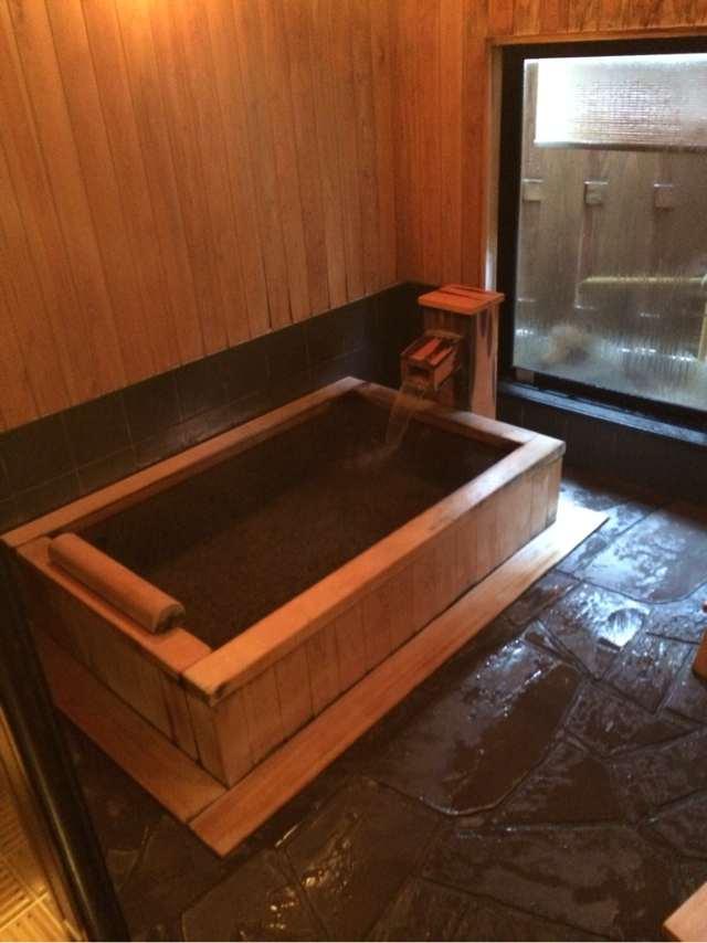 貸切温泉の一つ木の湯