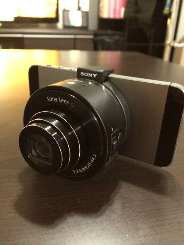 QX10withiphone5s
