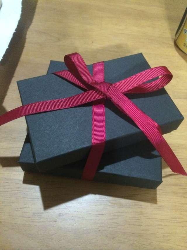 奥さんからのプレゼント