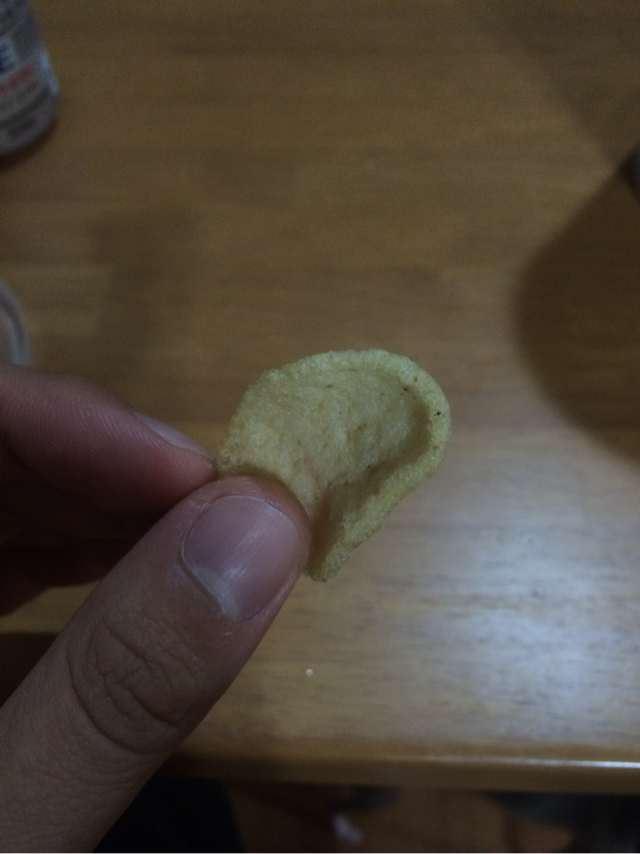チップスの大きさ